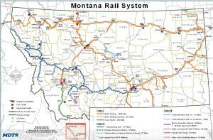 Montana Rail System