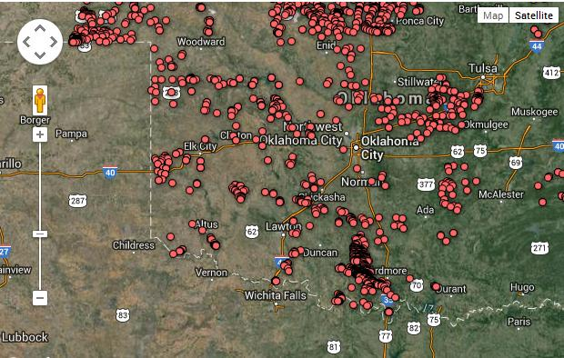 Update Fracking Causes Earthquakes With Video