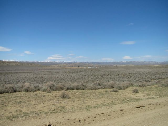 ECA permitted well site. The well pad will go near the center of the picture, to the left of the house. Click to enlarge.