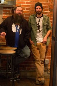 Satsang is an Acoustic Roots/Reggae duo from Southwestern Montana made up of David Cleaves(Mandolin) and Drew McManus(Guitar/Vocals). Blending world conscious lyrics with the belief that Roots Music was meant to be played on Roots Instruments.