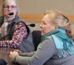 Bonnie Martinell, an organic farmer from the Silvertip area, will be presenting at the meeting