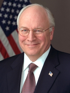 Dick Cheney It's his fault