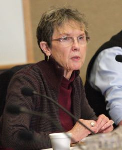 Linda Nelson, Chair, BOGC