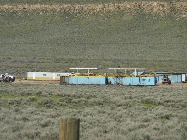 Oil pad construction