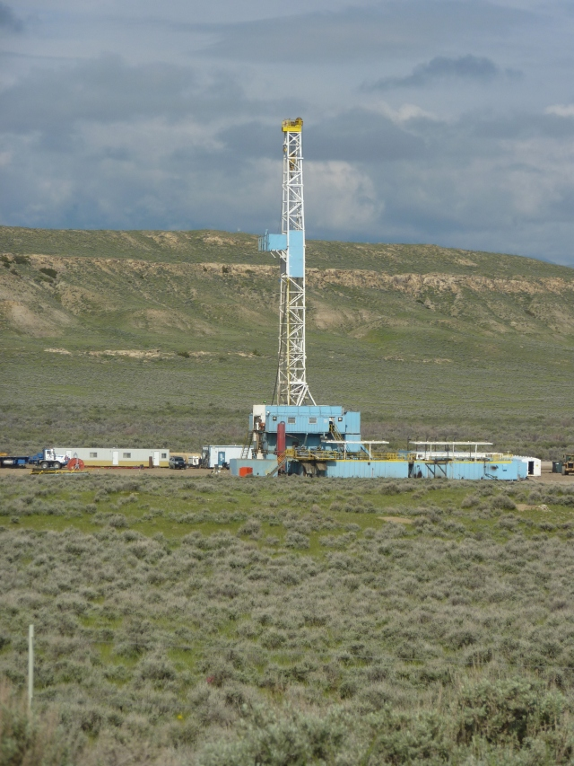 Oil Development 017