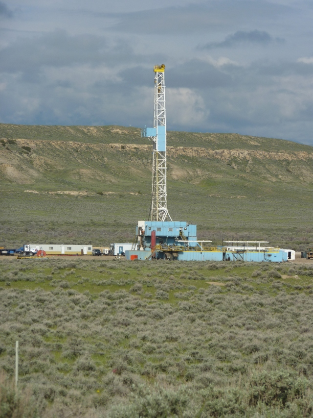 Oil Development 017