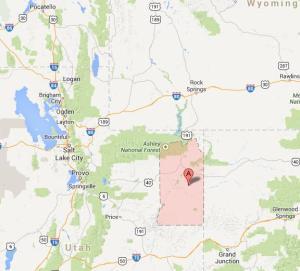 Uintah County, Utah Click to view in Google Maps