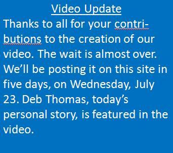 Video update 071814