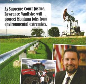 Lawrence VanDyke campaign mailer