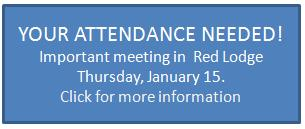 Attendance needed