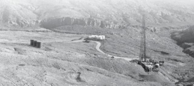 Elk Basin around 1916. Photo: Marathon Oil