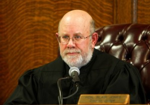 Judge Blair Jones. Billings Gazette photo.