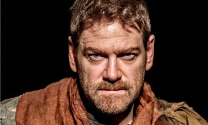Kenneth Branagh as Macbeth