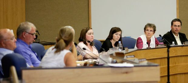 The Board of Oil and Gas deciding to do nothing. Photo: Casey Page, Billings Gazette