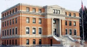 Stillwater County Courthouse. Photo: Stillwater County News