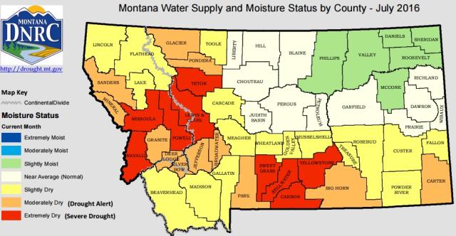Source: Montana DNRC